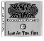 Rescue Records - Live At Tom Fest (1997) CD