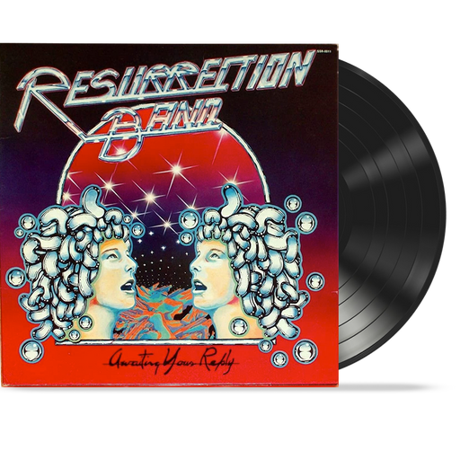 Resurrection (REZ) Band - Awaiting Your Reply (Gatefold Vinyl) 1978 Star Song Original Pressing - Christian Rock, Christian Metal