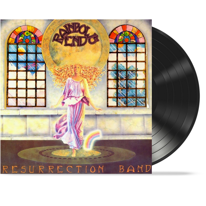 Resurrection (REZ) Band - Rainbow's End (Vinyl) 1979 Star Song - Christian Rock, Christian Metal