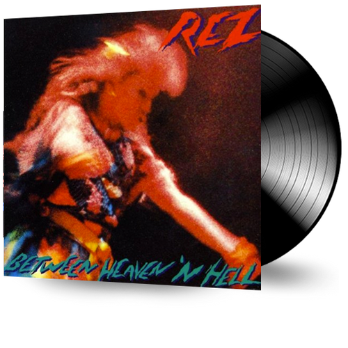 Rez - Between Heaven and Hell (Vinyl)