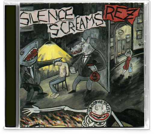 REZ - Silence Screams (CD) - Christian Rock, Christian Metal