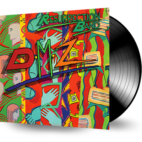 Resurrection Band (Rez Band) - D.M.Z (Vinyl)