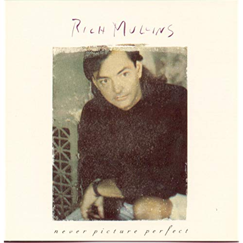 Rich Mullins (CD) Never Picture Perfect - Christian Rock, Christian Metal
