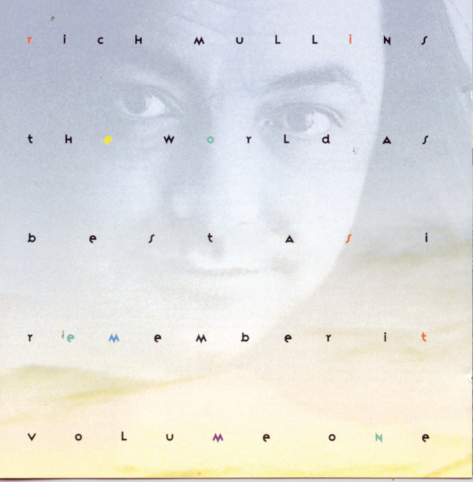 Rich Mullins (CD) The World As Best As I Remember It. Vol. 1 - Christian Rock, Christian Metal