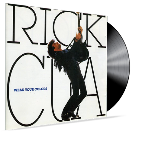 Rick Cua - Wear Your Colors (Vinyl)