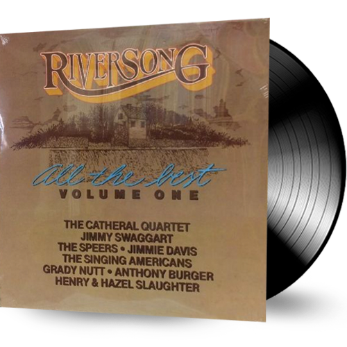Riversong - All The Best Volume One (Vinyl) - Christian Rock, Christian Metal
