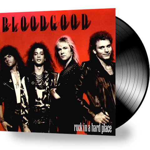 Bloodgood - Rock in a Hard Place (Vinyl)
