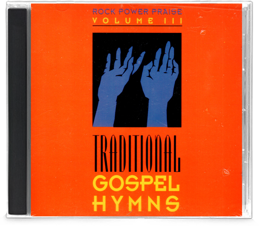 Rock, Power, Praise - Traditional Gospel Hymns (CD) Pakaderm - Christian Rock, Christian Metal