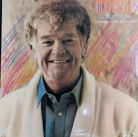 Rusty Goodman - To Be Honest With You (Vinyl)