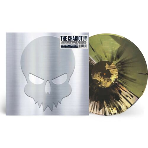 THE CHARIOT - LONG LIVE, COLORED VINYL, 2020 RECORD STORE DAY EXCLUSIVE