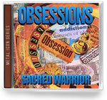 SACRED WARRIOR - OBSESSIONS: METAL ICON SERIES (*NEW-CD) 2019