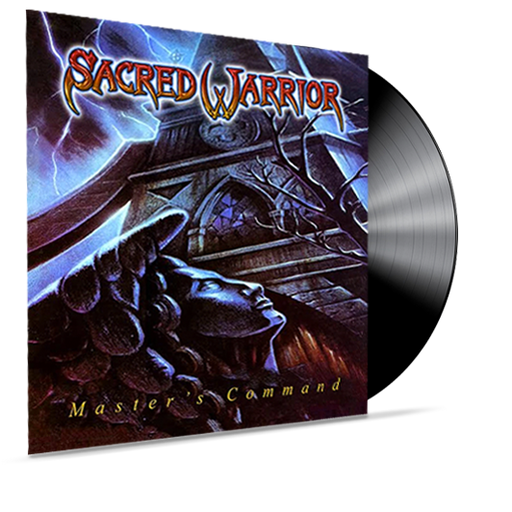 Sacred Warrior - Master's Command (Vinyl) - Christian Rock, Christian Metal