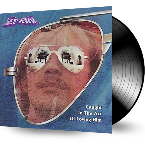 Servant - Caught In the Act of Loving Him (Vinyl) - Christian Rock, Christian Metal