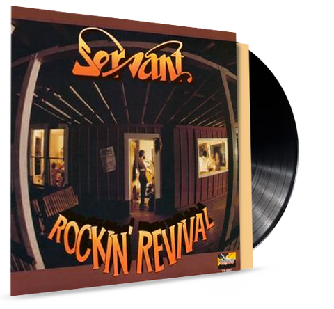 Servant - Rockin' Revival (Vinyl) Original Pressing