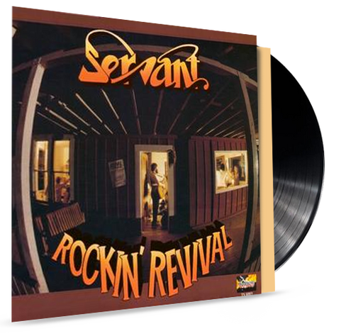 Servant - Rockin' Revival (Vinyl) Original Pressing - Christian Rock, Christian Metal