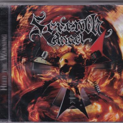 SEVENTH ANGEL - HEED THE WARNING + LIVE (2005, Bombworks) - Christian Rock, Christian Metal