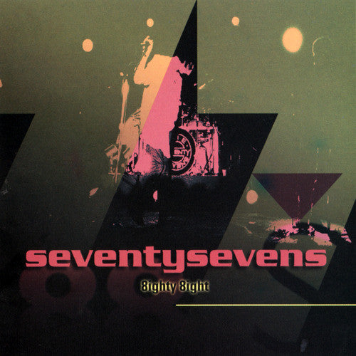 Seventy Sevens ‎– 8ighty 8ight / When Numbers Get Serious (Pre-Owned CD) Brainstorm - Christian Rock, Christian Metal