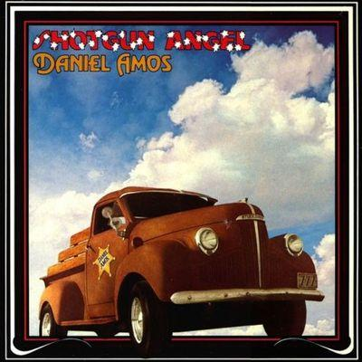 DANIEL AMOS - SHOTGUN ANGEL (2-CD Set, 2011 digipak) - Christian Rock, Christian Metal
