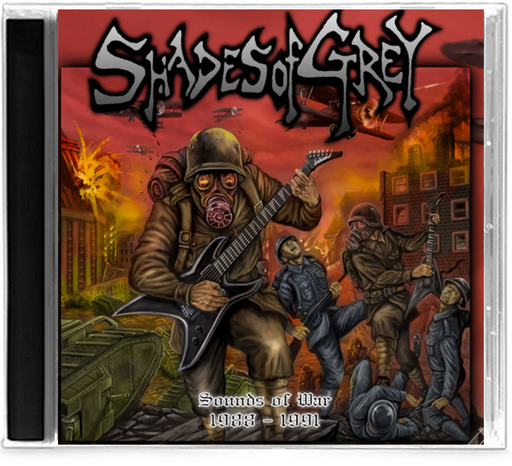 Shades Of Grey - Sounds Of War (CD)