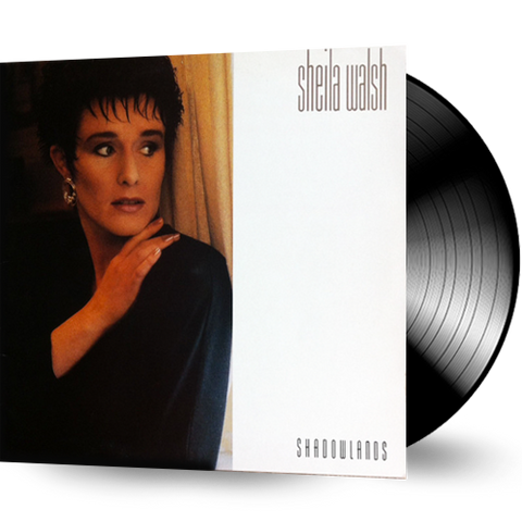 Sheila Walsh - Shadowlands (Vinyl) Pre-Owned