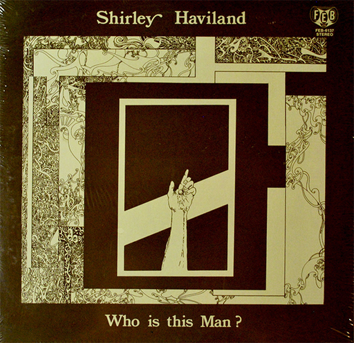 Shirley Haviland - Who Is This Man? (Vinyl) pre-owned. Pittsburgh Christian Folk Gospel - Private Press - Christian Rock, Christian Metal