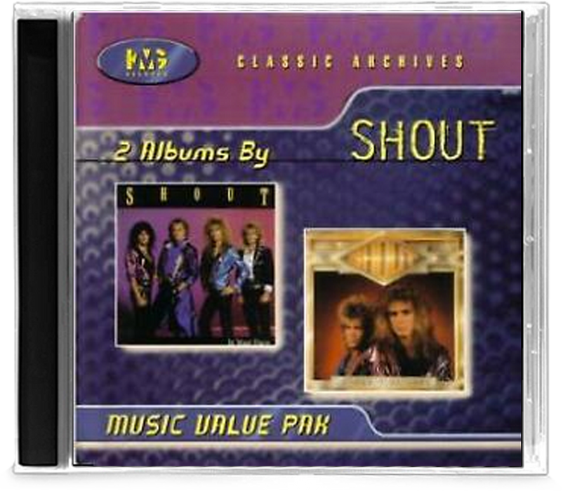 Shout It Won't Be Long / In Your Face (KMG) Classic Archives - Christian Rock, Christian Metal