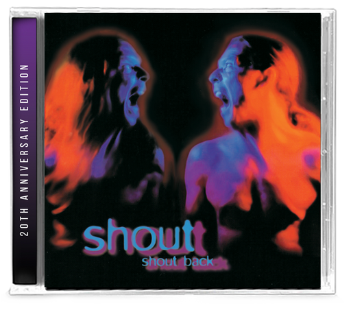 Shout - Shout Back (20th Anniversary Limited Edition) 2019 Girder Records Ken Tamplin