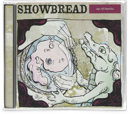 Showbread - Age of Reptiles (CD) - Christian Rock, Christian Metal