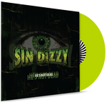 Sin Dizzy (Oz Fox) - He's Not Dead (Lime Green Vinyl)