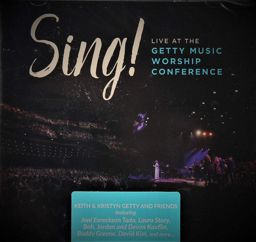 Sing: Live at the Getty Music Worship Conference (CD) Keith & Kristyn Getty - Christian Rock, Christian Metal
