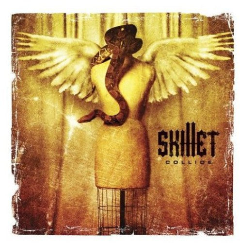 Skillet - Collide (CD) - Christian Rock, Christian Metal
