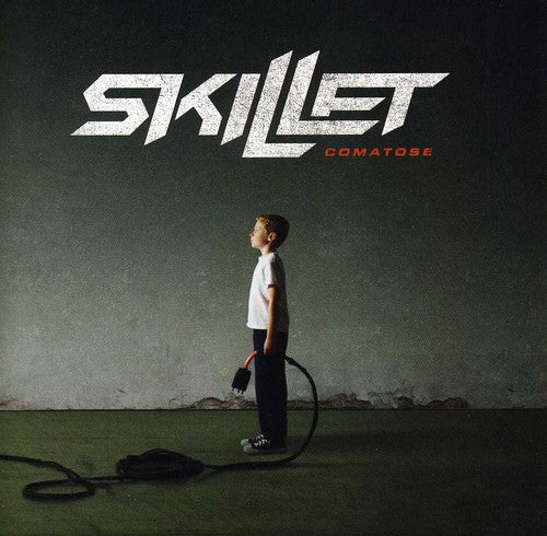 Skillet - Comatose (CD) - Christian Rock, Christian Metal