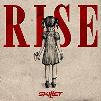 Skillet - Rise (CD) pre-owned MINT