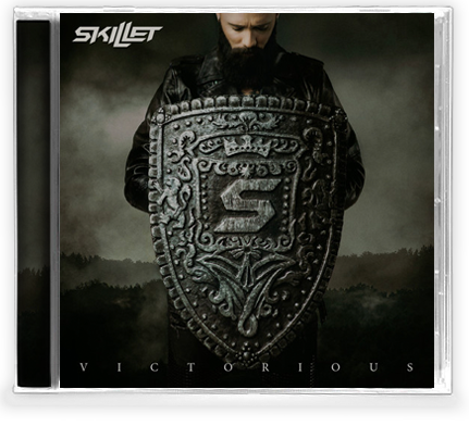 Skillet -  Victorious (CD) 2019 - Christian Rock, Christian Metal