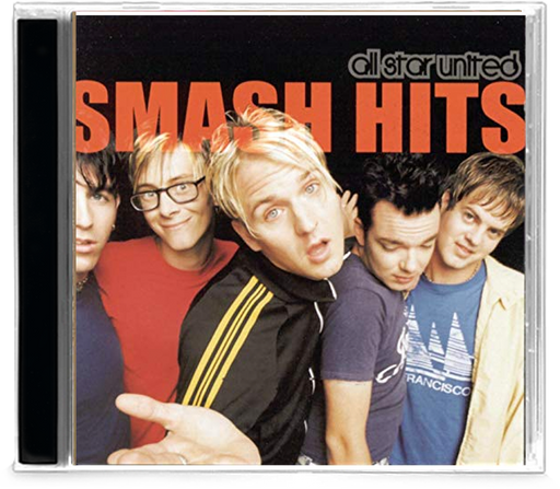 All Star United - Smash Hits (CD) - Christian Rock, Christian Metal