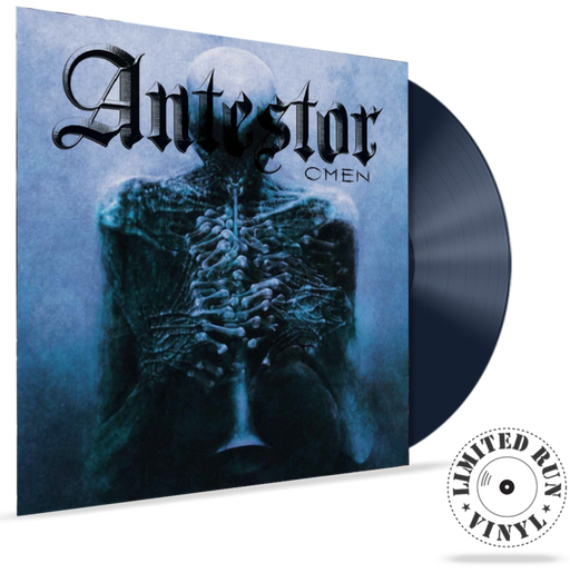 ANTESTOR - OMEN (*Brown/Purple Swirl Vinyl, 180 Gram, Limited Run, 2019, Bombworks) *Only 100 Units - Christian Rock, Christian Metal