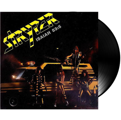 Stryper - Soldiers Under Command (Vinyl) PB6050 - Christian Rock, Christian Metal