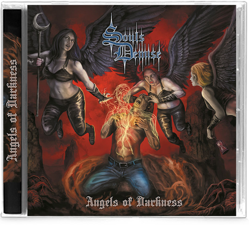 Souls Demise - Angels Of Darkness (CD)