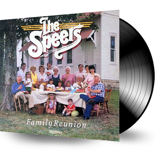 The Speers - Family Reunion (Vinyl) 1985 Riversong