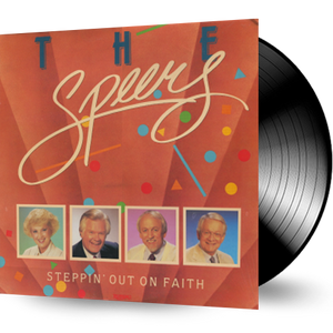 Speers - Steppin' Out On Faith (Vinyl)