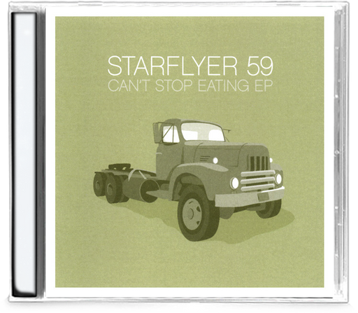 Starflyer 59 - Can't Stop Eating EP (CD)
