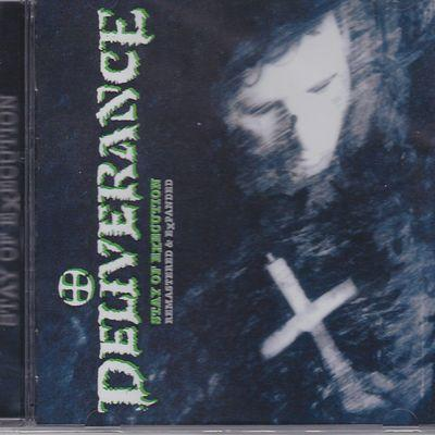 DELIVERANCE - STAY OF EXECUTION (CD, 2014, Roxx) - Christian Rock, Christian Metal