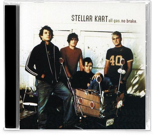 Stellar Kart - All Gas. No Brake. - Christian Rock, Christian Metal