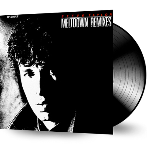 Steve Taylor - Meltdown Remixes (Vinyl) pre-owned
