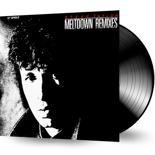 Steve Taylor - Meltdown Remixes (Vinyl) pre-owned - Christian Rock, Christian Metal