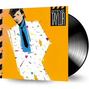 Steve Taylor - On the Fritz (Vinyl) pre-owned.