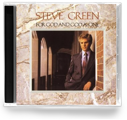 Steve Green - For God And God Alone (CD) 1986 Sparrow - Christian Rock, Christian Metal