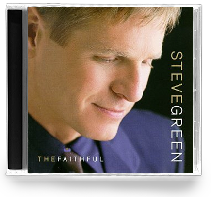 Steve Green - The Faithful (CD) 1998 Sparrow - Christian Rock, Christian Metal