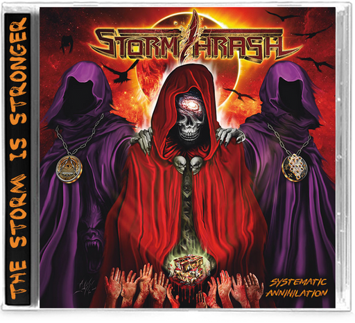 Stormthrash - Systematic Annihilation (CD)