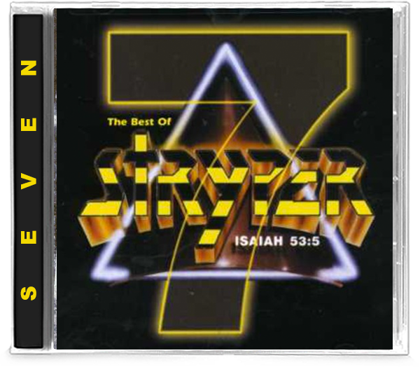 Stryper 7 (Seven) the Best Of [CD]